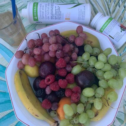 Dieta sana Herbalife